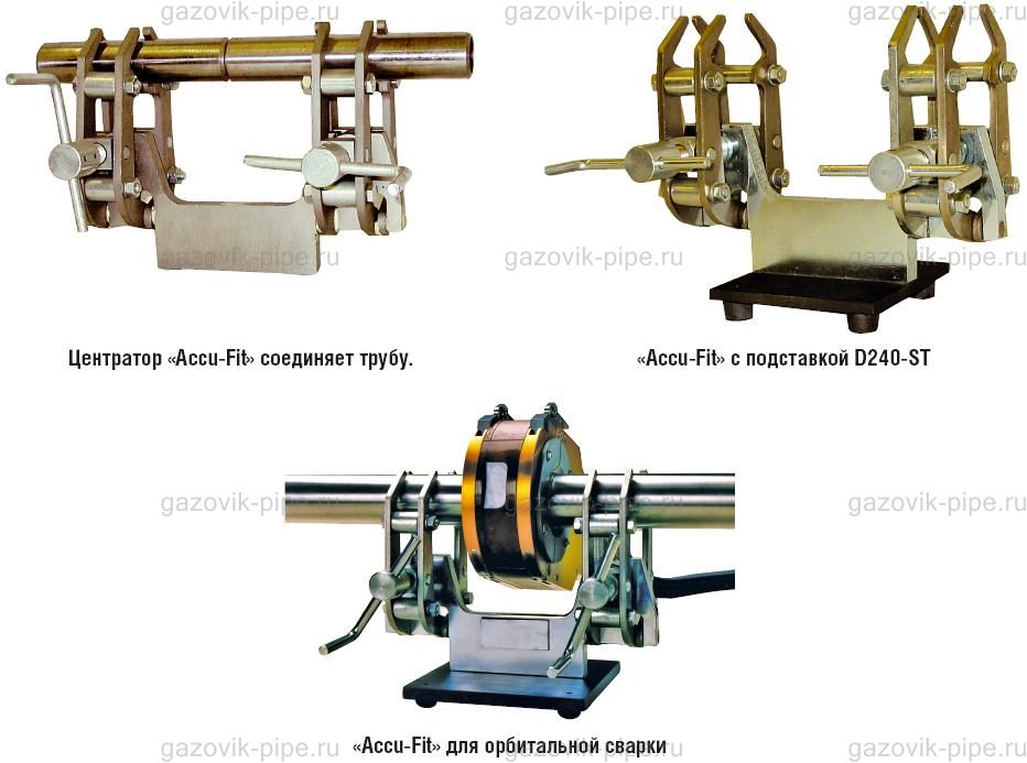 Accu-Fit Clamp